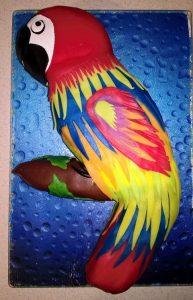 tort-papuga