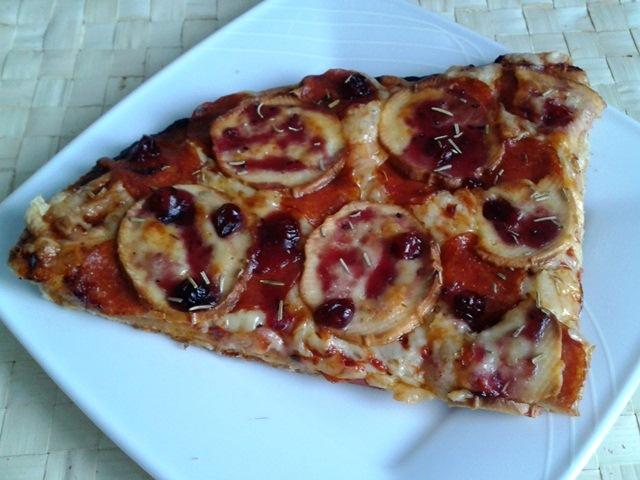 Pizza, pizza, pizza...