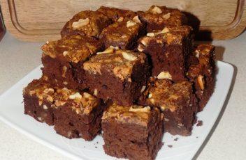 brownie-orzech