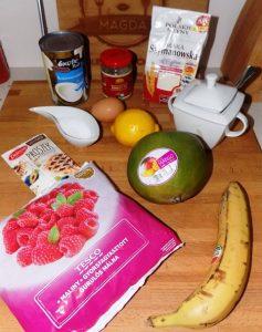 Placki kokosowe 1