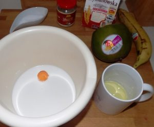 Placki kokosowe 2