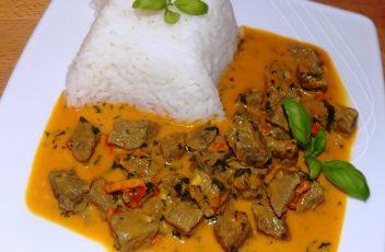 Wołowina tajska