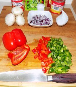 Zapiekanka kurczak 3