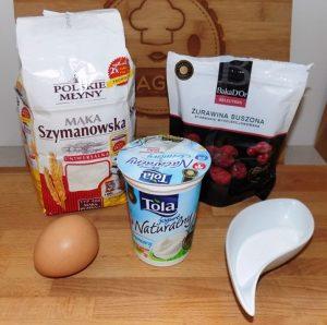 Placki jogurtowe 1