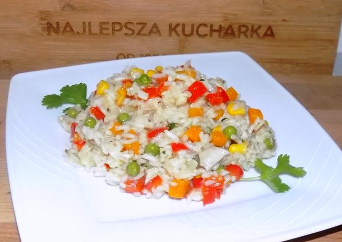Peruwiańska paella