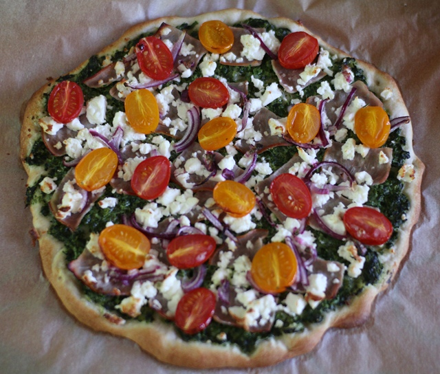 Pizza inaczej ;)